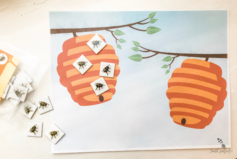 One-to-One Correspondence | Teaching Little Ones to Count Objects