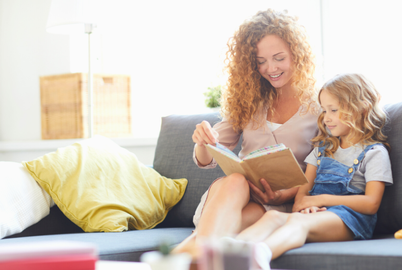 5 Read Aloud Tips for Parents