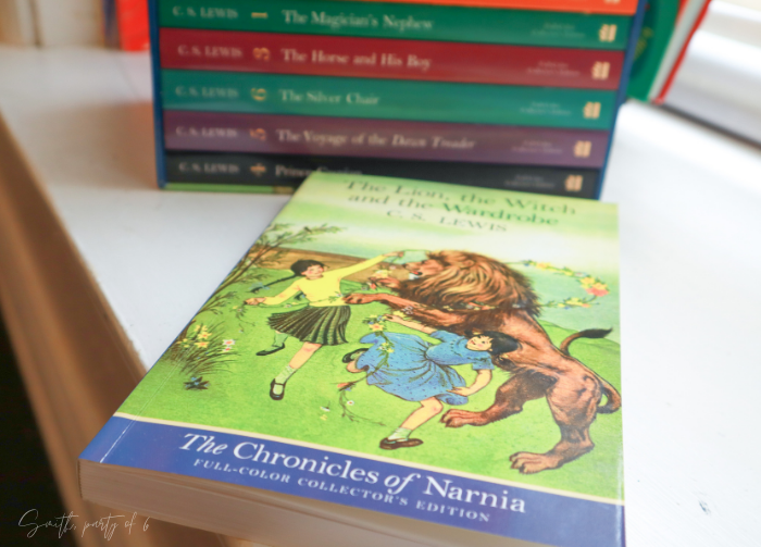 Chronicles of Narnia | Read Aloud for Homeschooling Multiple Children