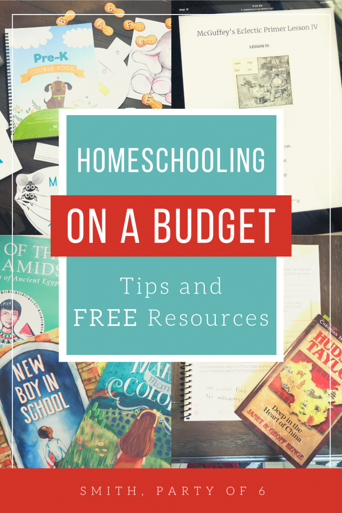 Homeschooling on a Budget | Tips and FREE Resources