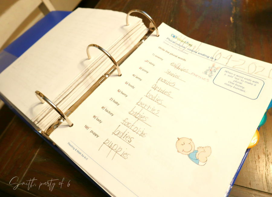 K5 Learning Worksheet | Free Homeschooling Resource