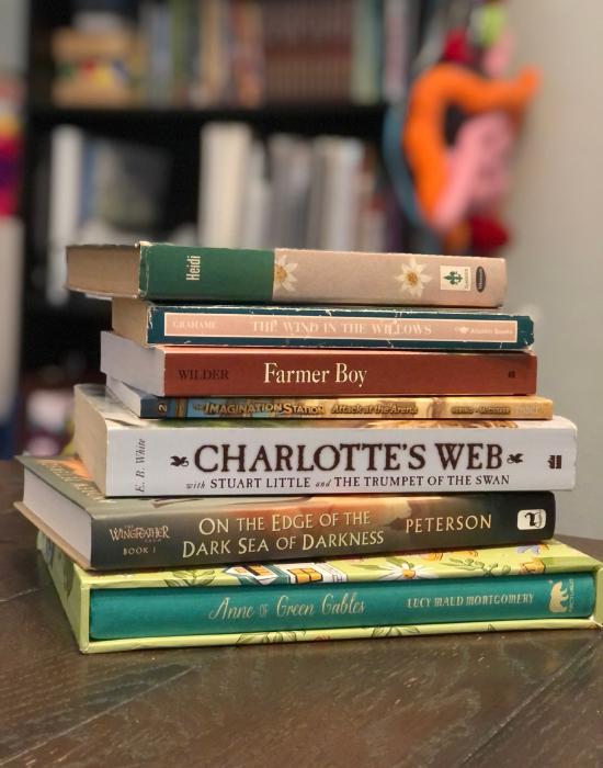 Independent Reading for Children | Homeschooling Multiple Children